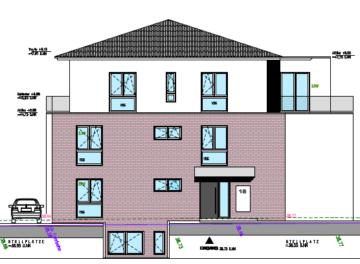 WHG 1 – hochwertige und barrierearme Mietwohnung mit eigenem Garten, 45721 Haltern am See, Erdgeschosswohnung